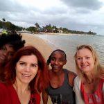 SWAAC2017 lisa, Kubi, Jane, Marine
