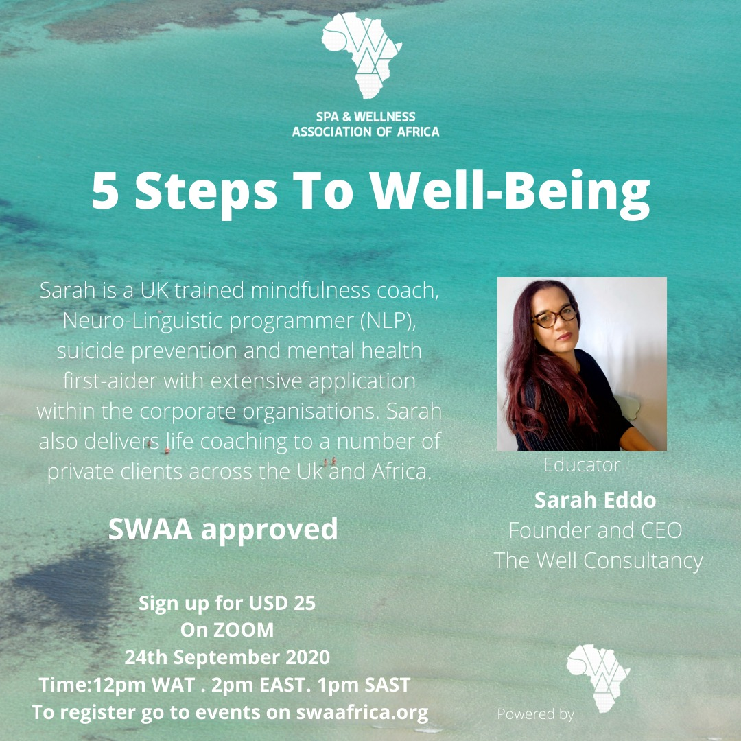 5 Steps to Well-Being