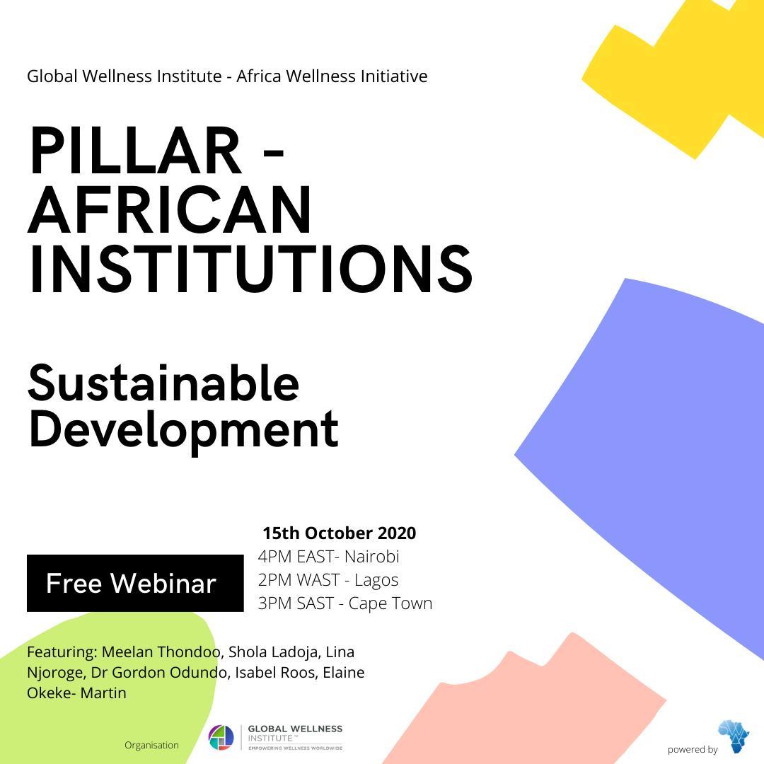 Pillar – African Institutions