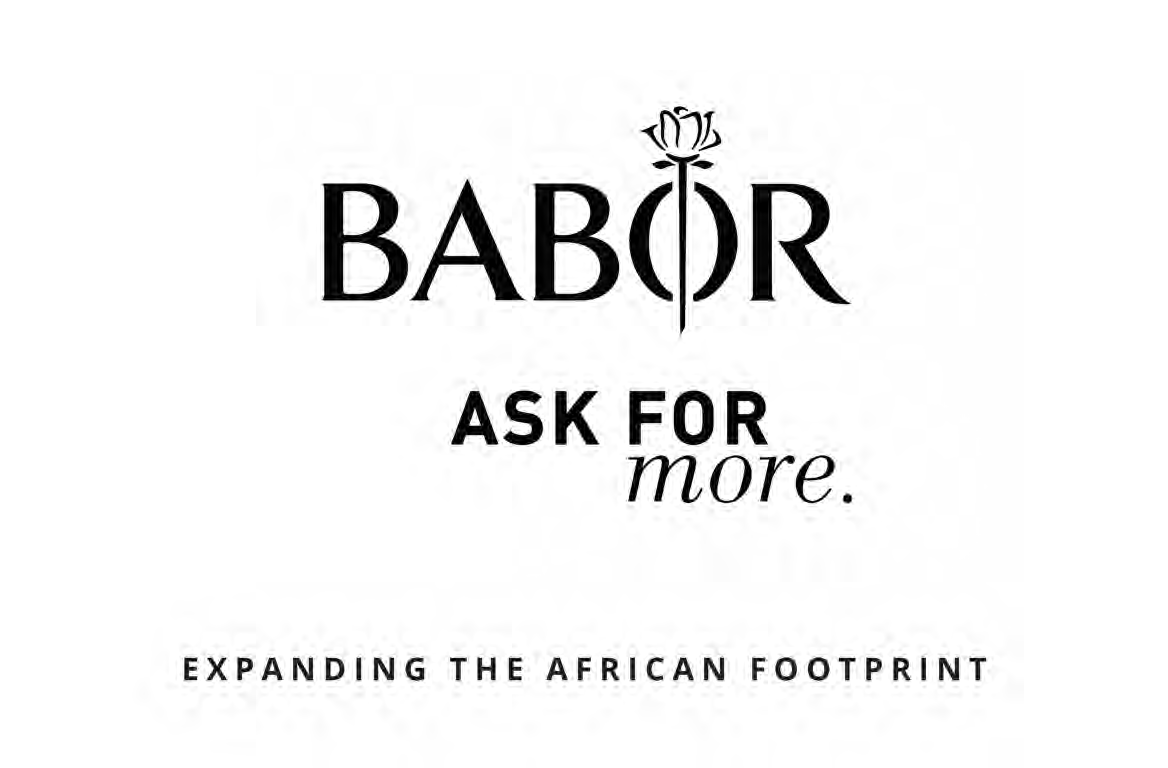 Babor – Ask for More