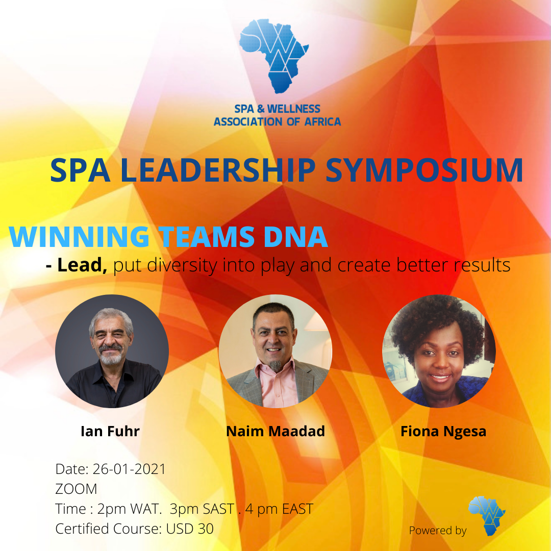 Spa Leadership Symposium