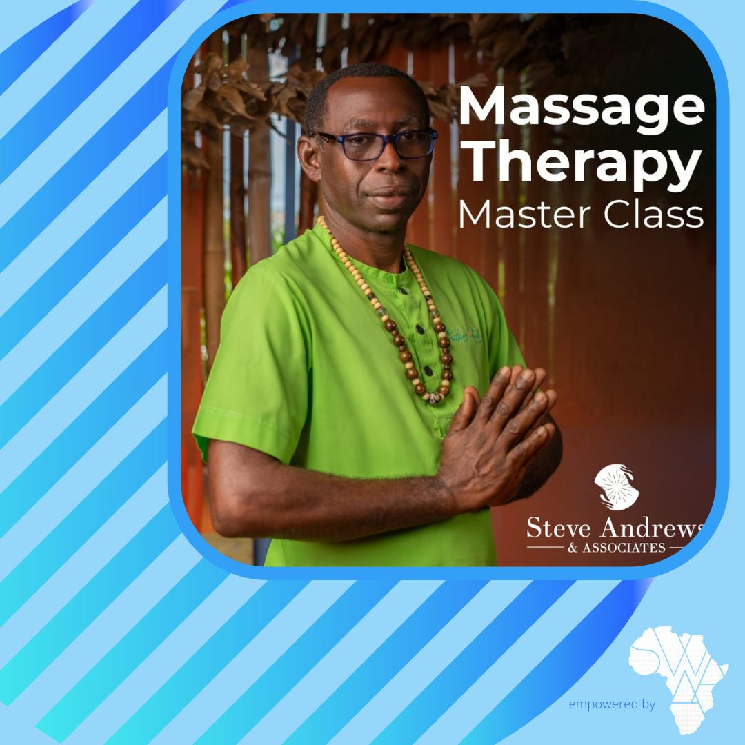 massage therapy by Steve Andrew