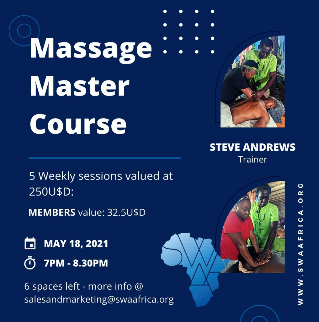 You are currently viewing Massage Master Course