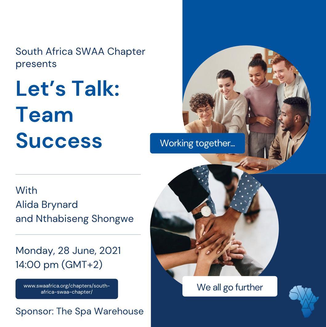 Let's Talk: Team Success
