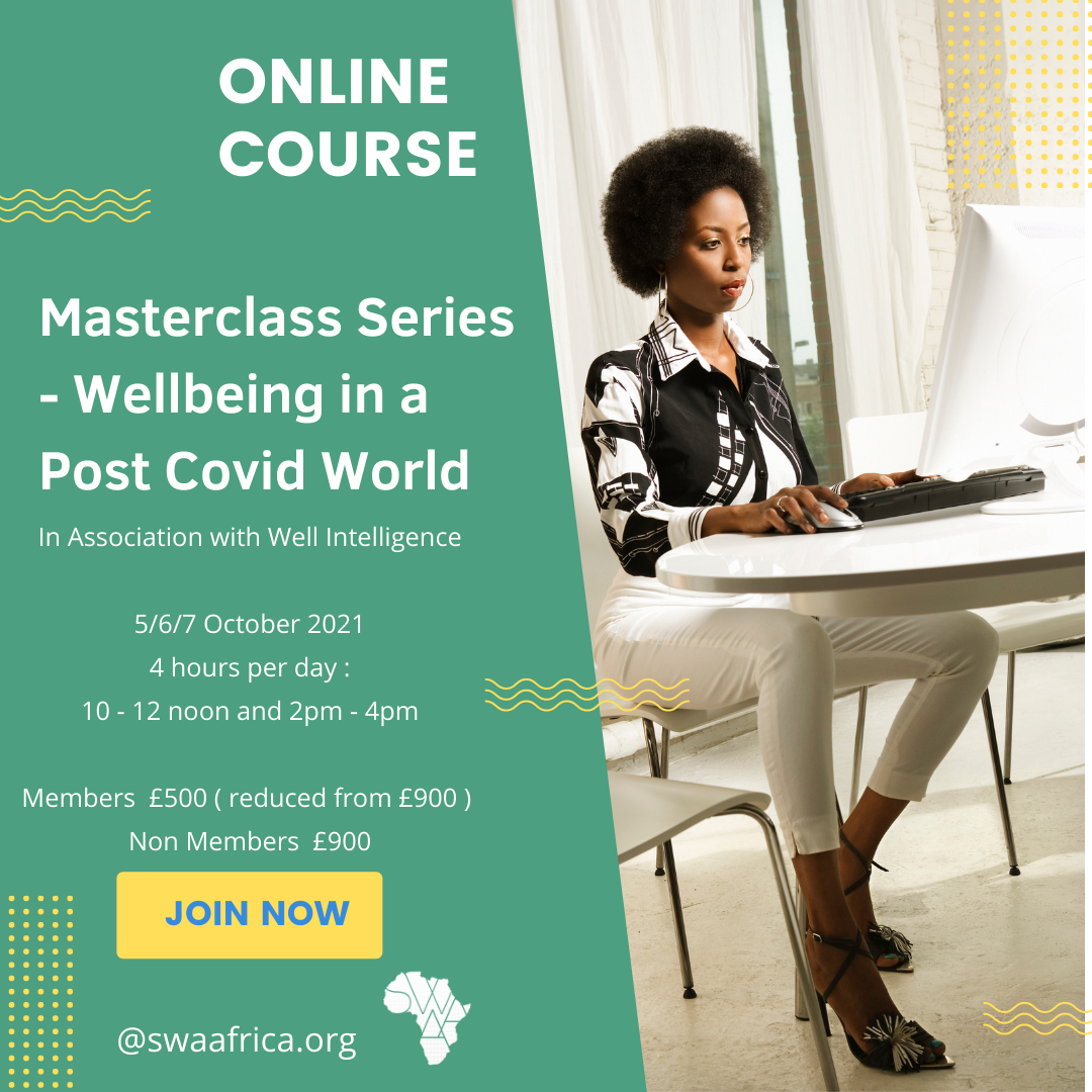 Read more about the article Masterclass Series – Wellbeing In A Post Covid World By Well Intelligence